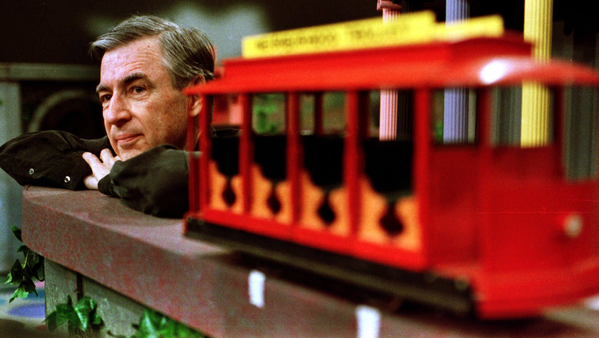 FRED ROGERS Mr. Rogers Neighborhood