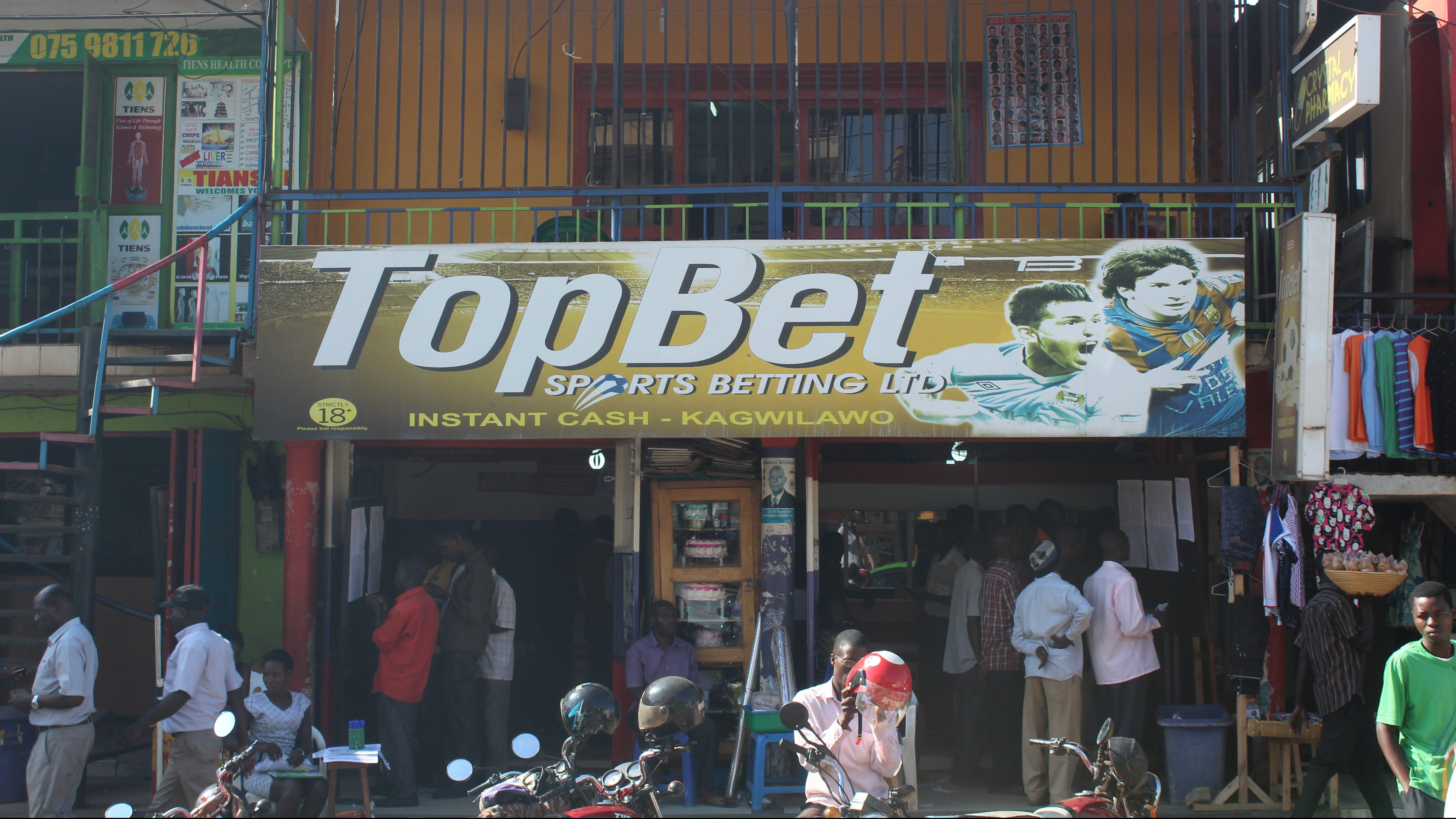 Betting companies in uganda sports betting and gambling news and vegas sportsbooks