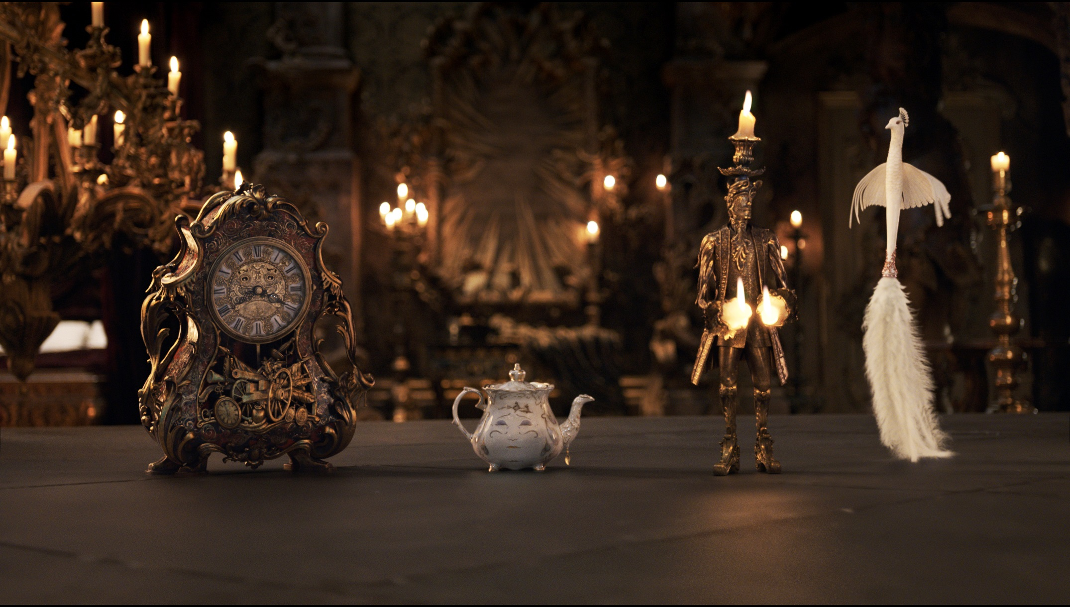 Beauty And The Beast Lumiere Concept Art