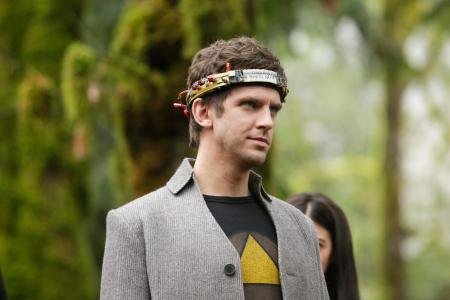 "LEGION -- ""Chapter 8"" – Season 1, Episode 8 (Airs Wednesday, March 29, 10:00 pm/ep) -- Pictured: Dan Stevens as David Haller. CR: Michelle Faye/FX"