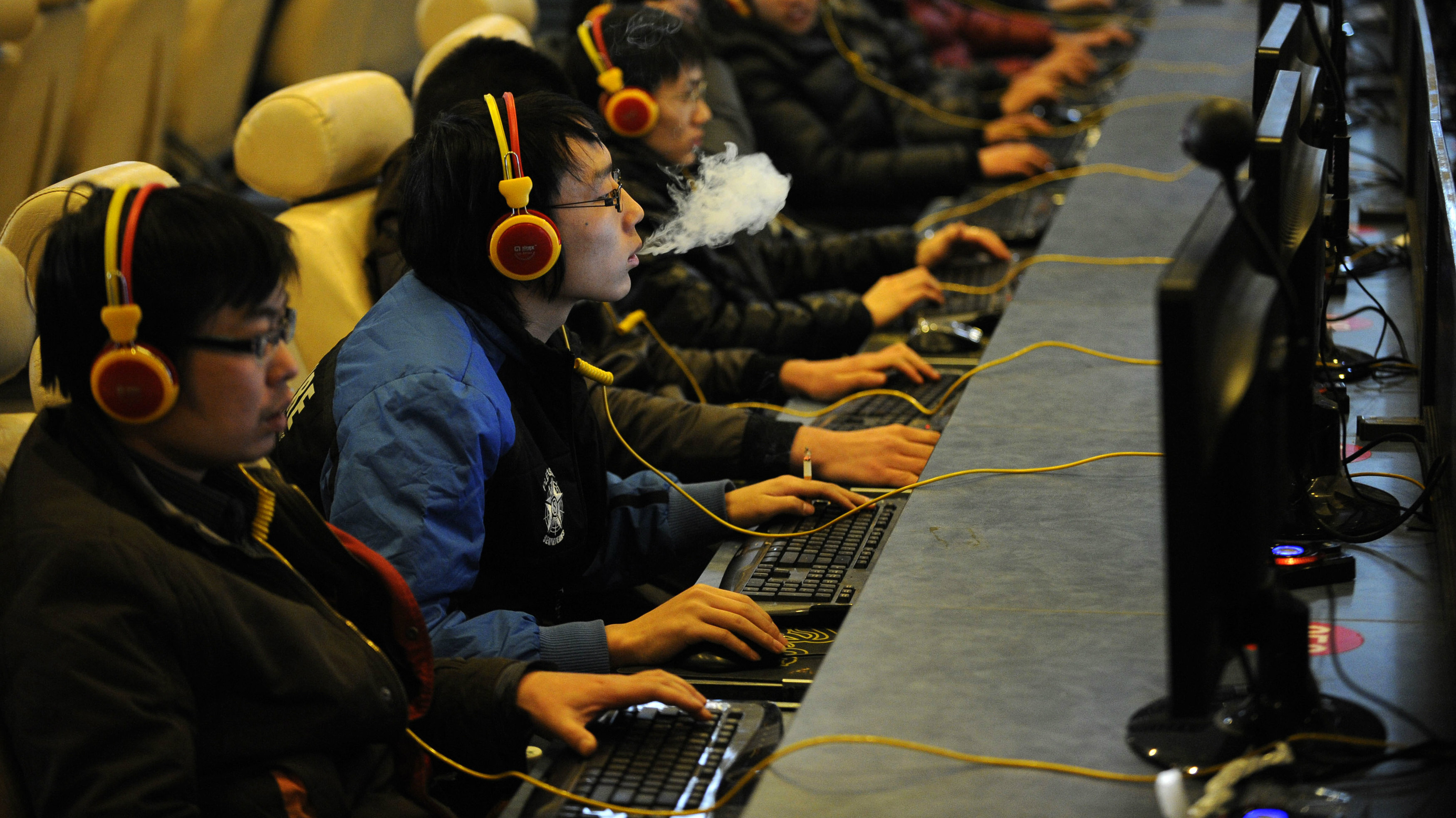Online video games are the latest casualty of China's