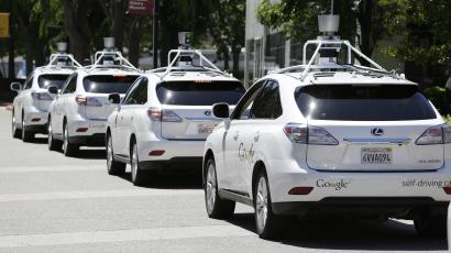 A Timeline Of When Self Driving Cars Will Be On The Road According To People Making Them