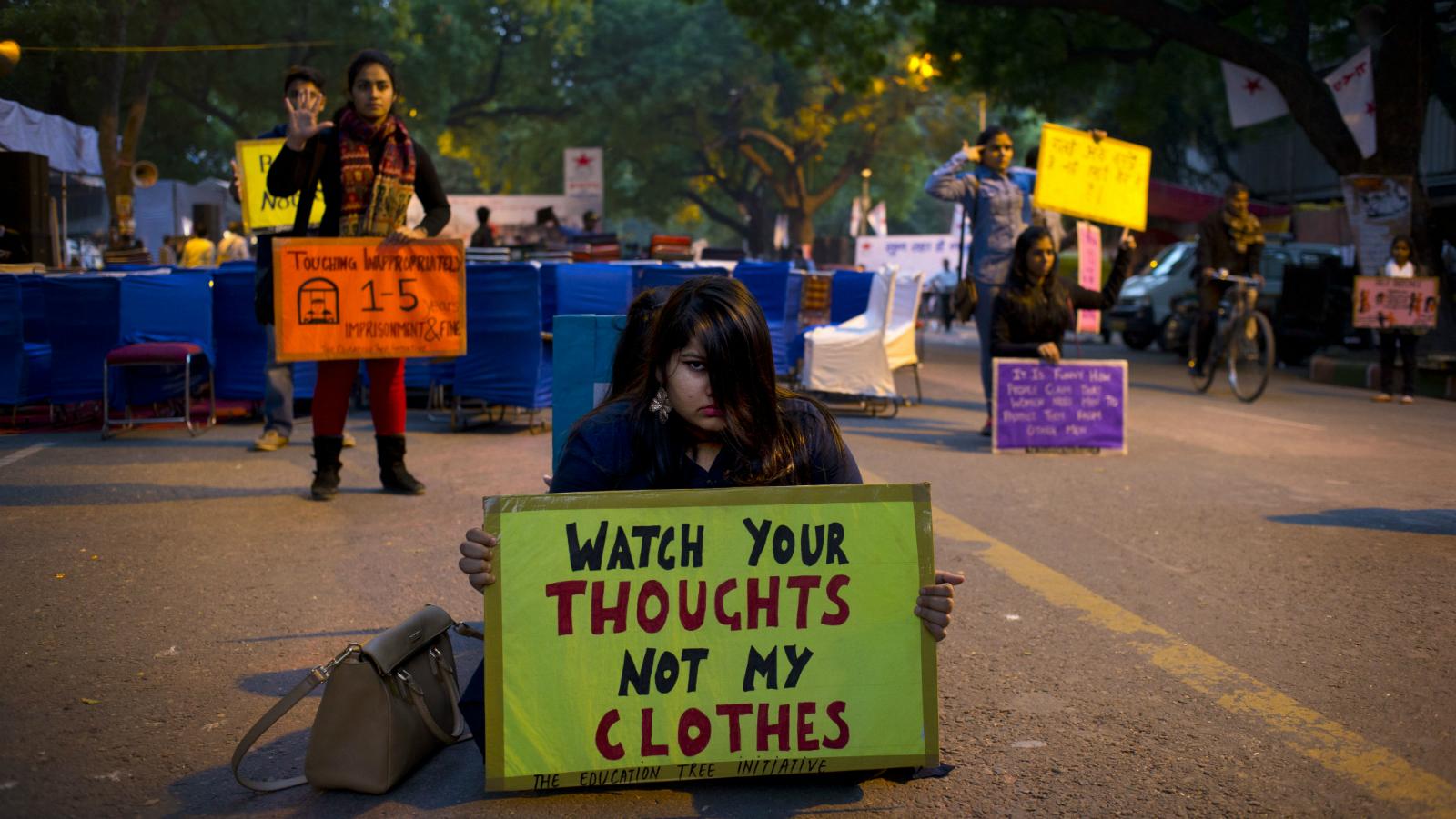 India-Sexual harrasment