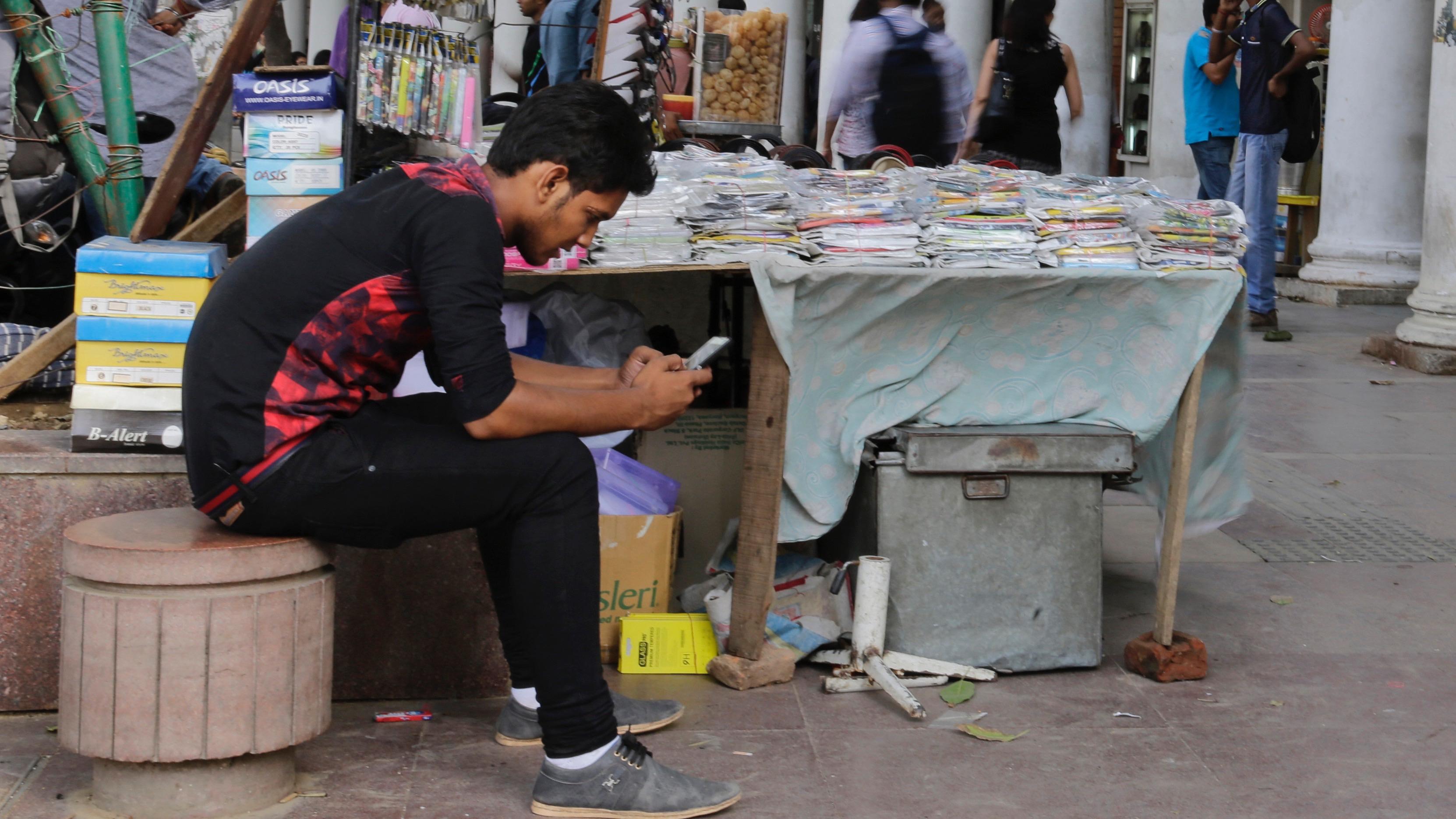 India Internet Controls