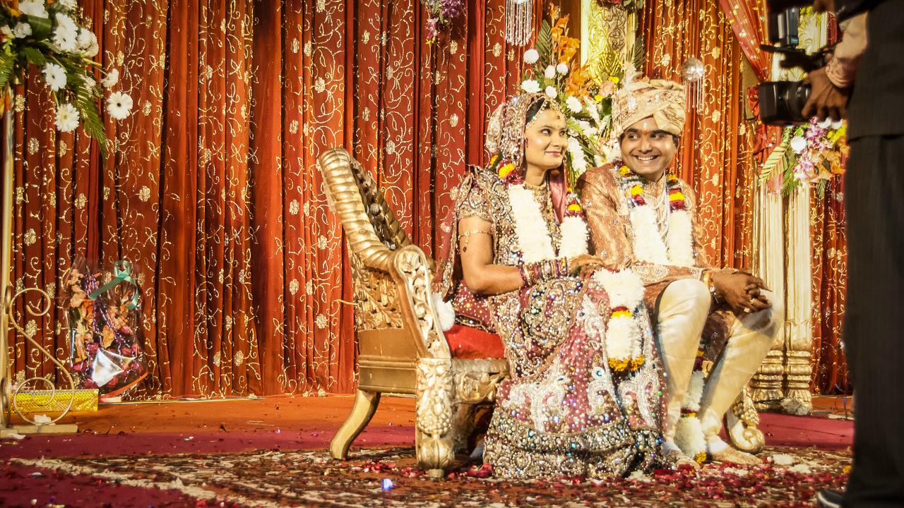 An Indian wedding in Jaipur, Rajasthan