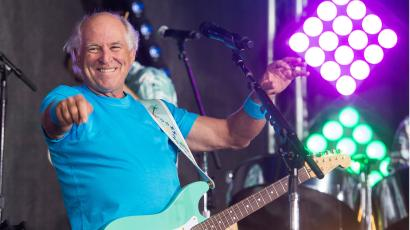 Jimmy Buffett is building a real-life Margaritaville for