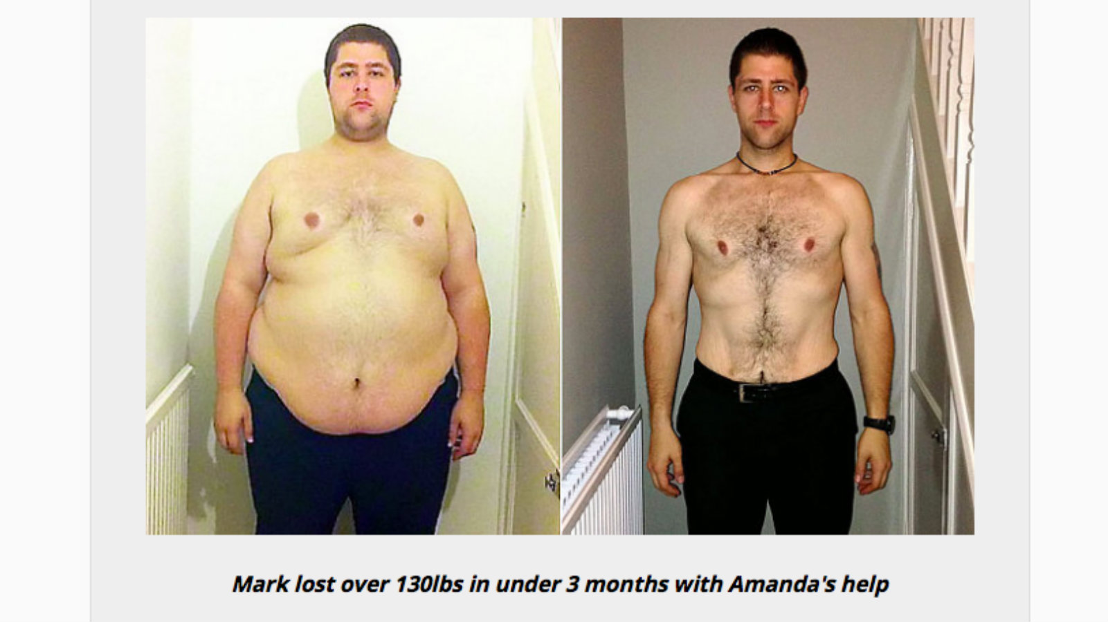 Garcinia weight loss stories