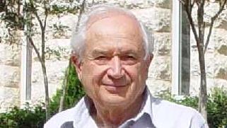 Dr. Raphael Mechoulam.