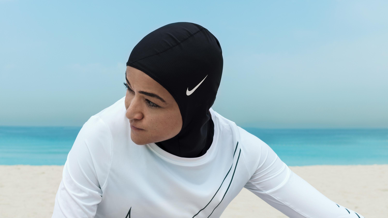 The Nike Pro Hijab