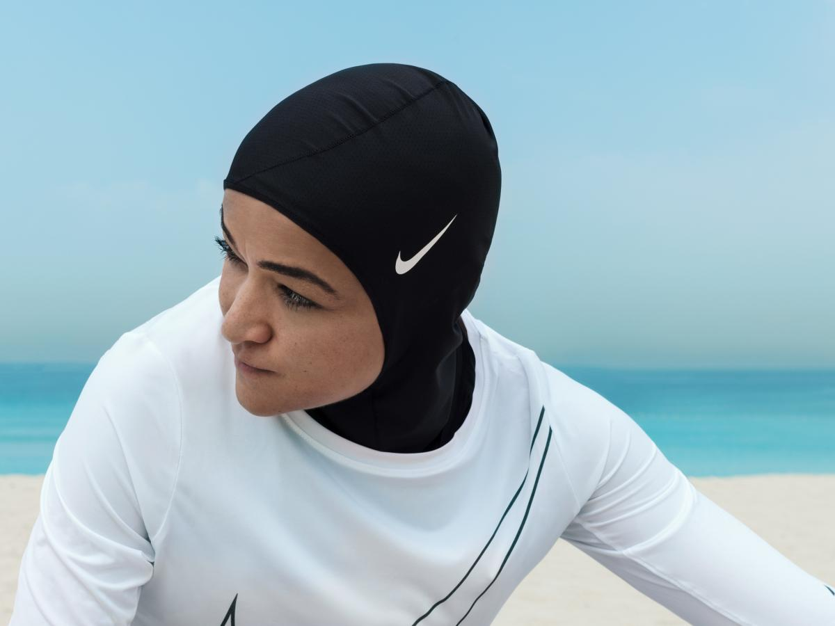 Penélope Incienso cuchara  The Nike Pro Hijab is being released as the brand's first hijab for female  Muslim athletes — Quartz