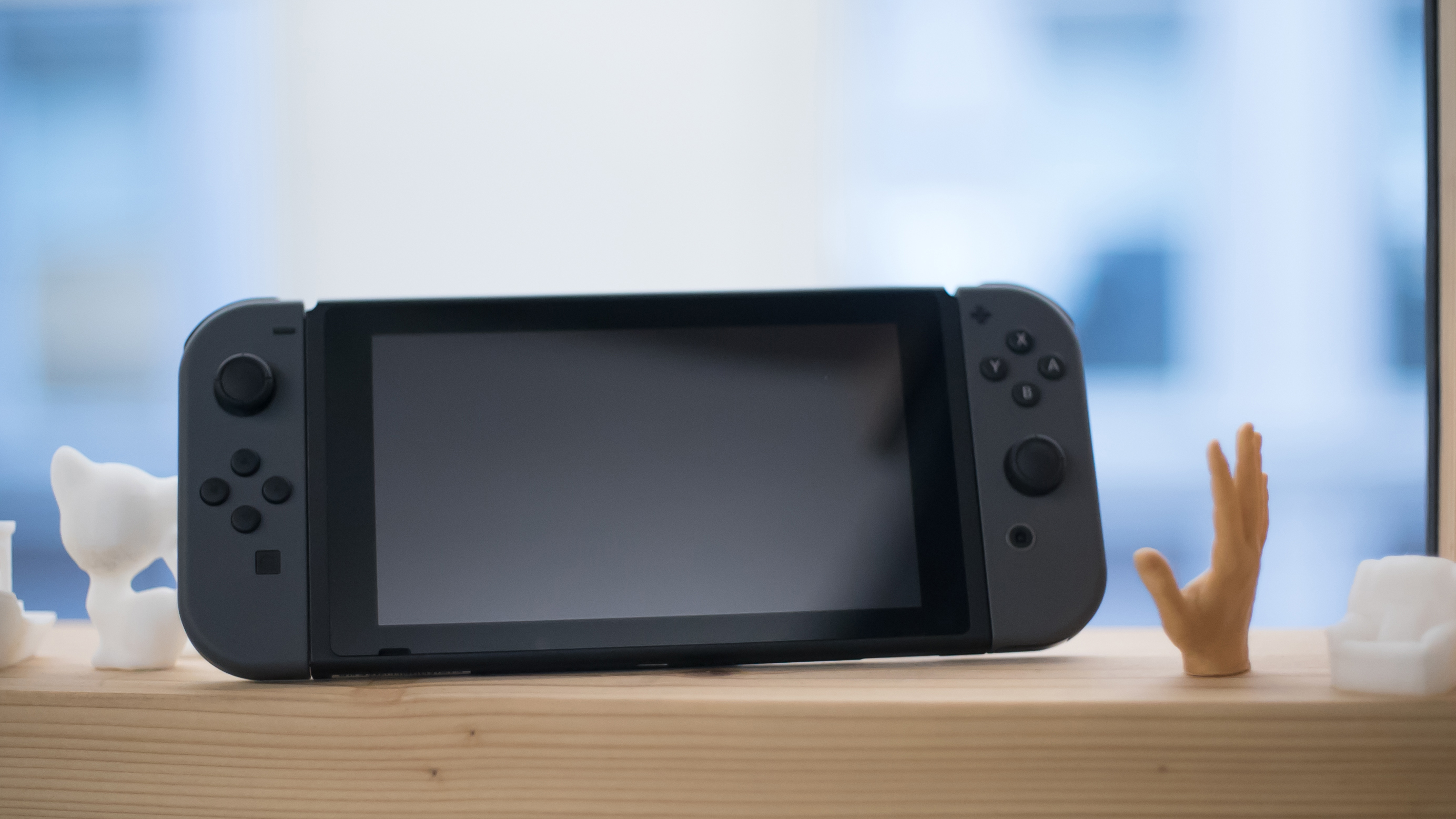 nintendo switch qualitÈ