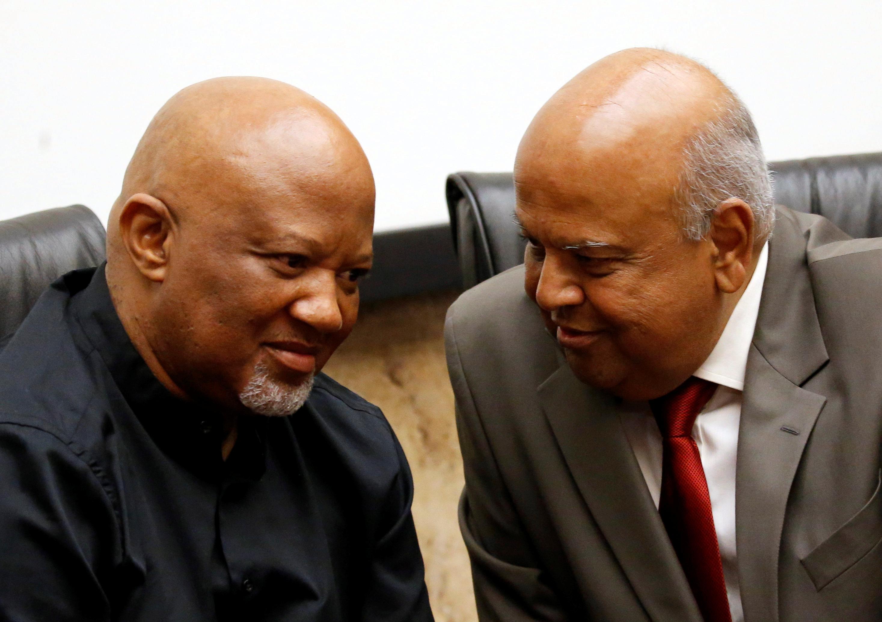 Aftermath of Zuma cabinet reshuffle.