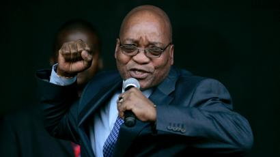 South Africa's president Jacob Zuma shuffles cabinet, replacing key ministers
