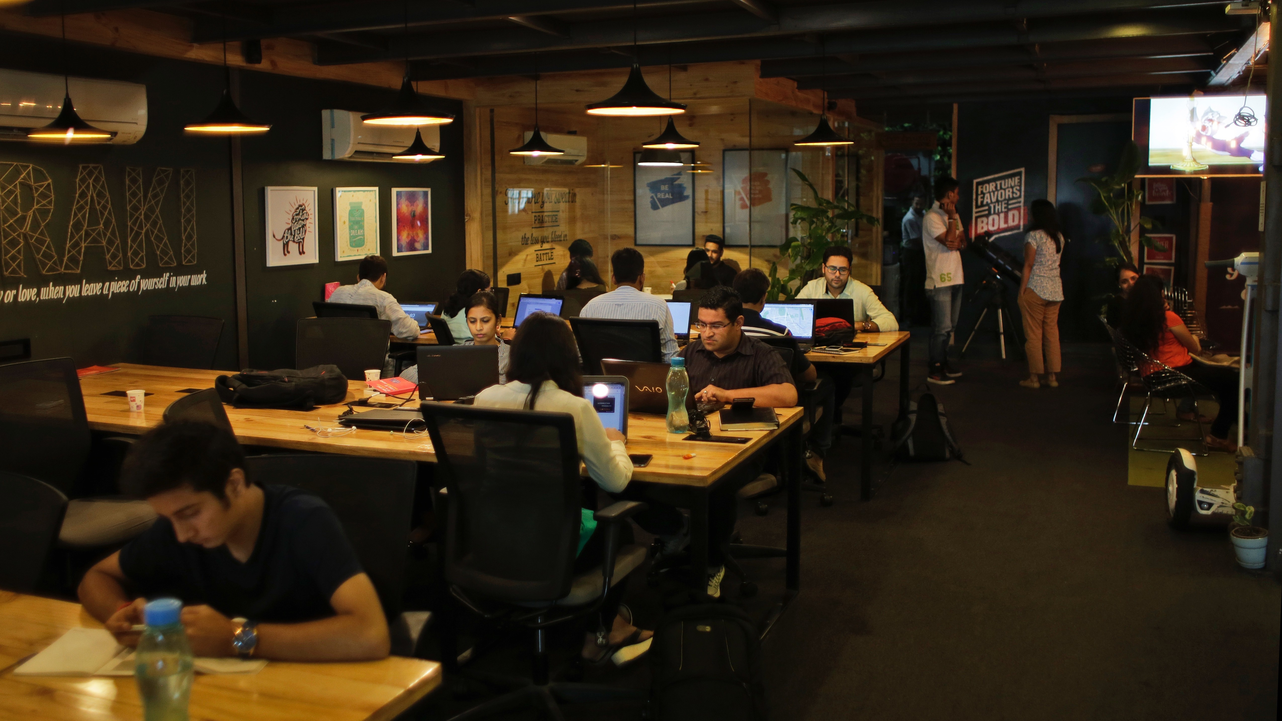 India Shared Workspace