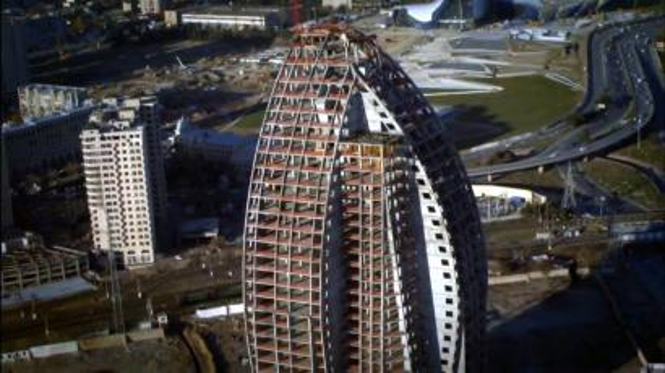 trump tower baku