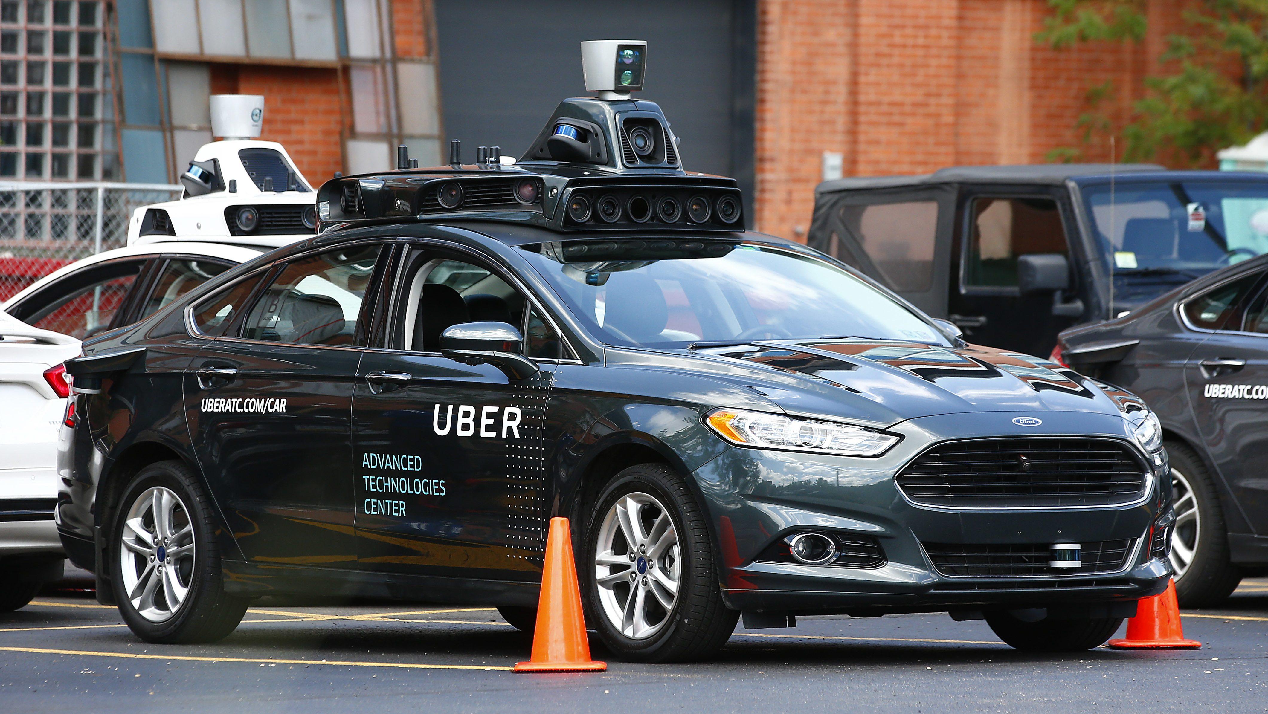 Self Driving Car Poweed By App