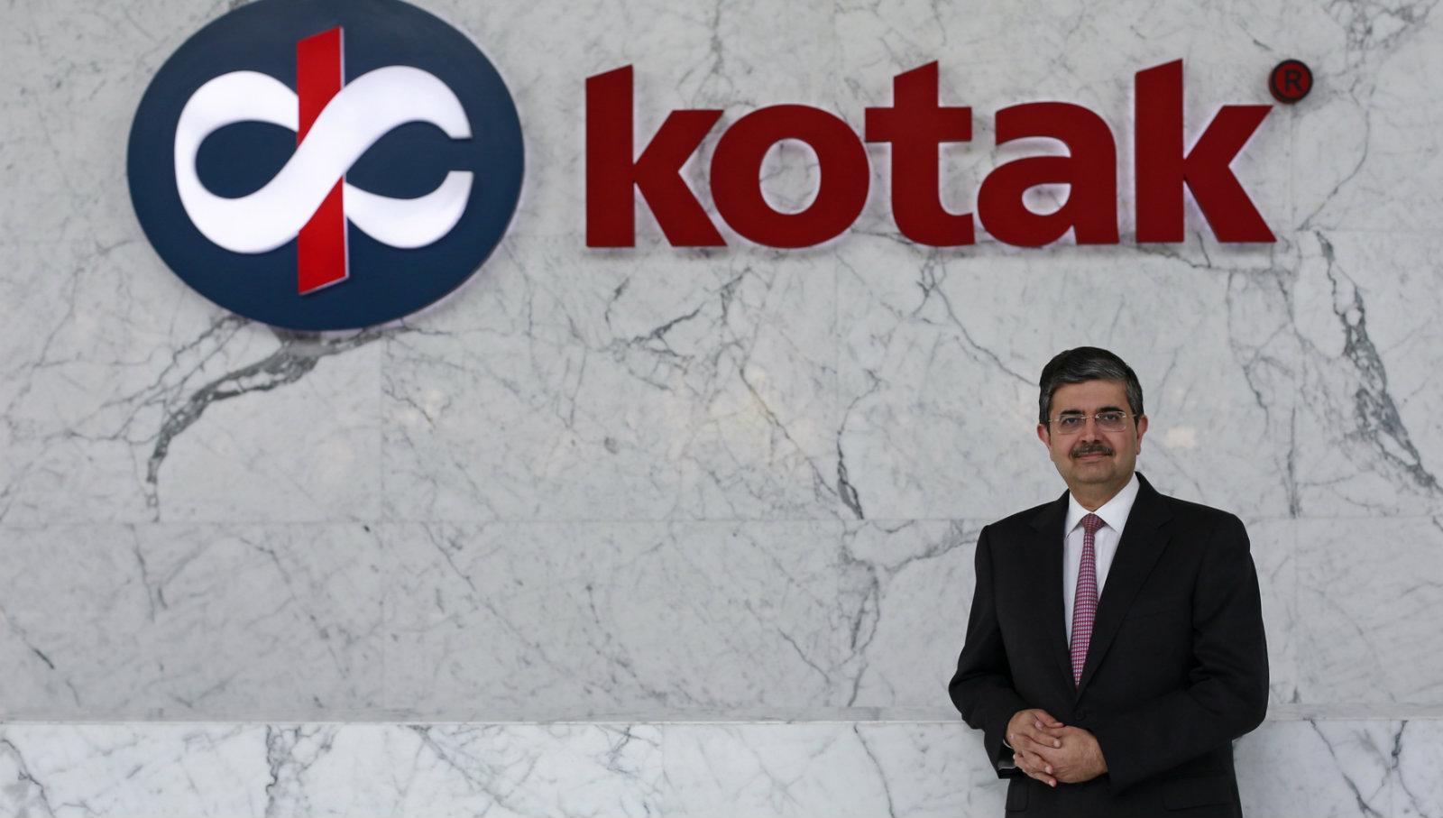 Uday Kotak, Managing Director of Kotak Mahindra Bank poses for a picture at the company's corporate office in Mumbai January 15, 2015.