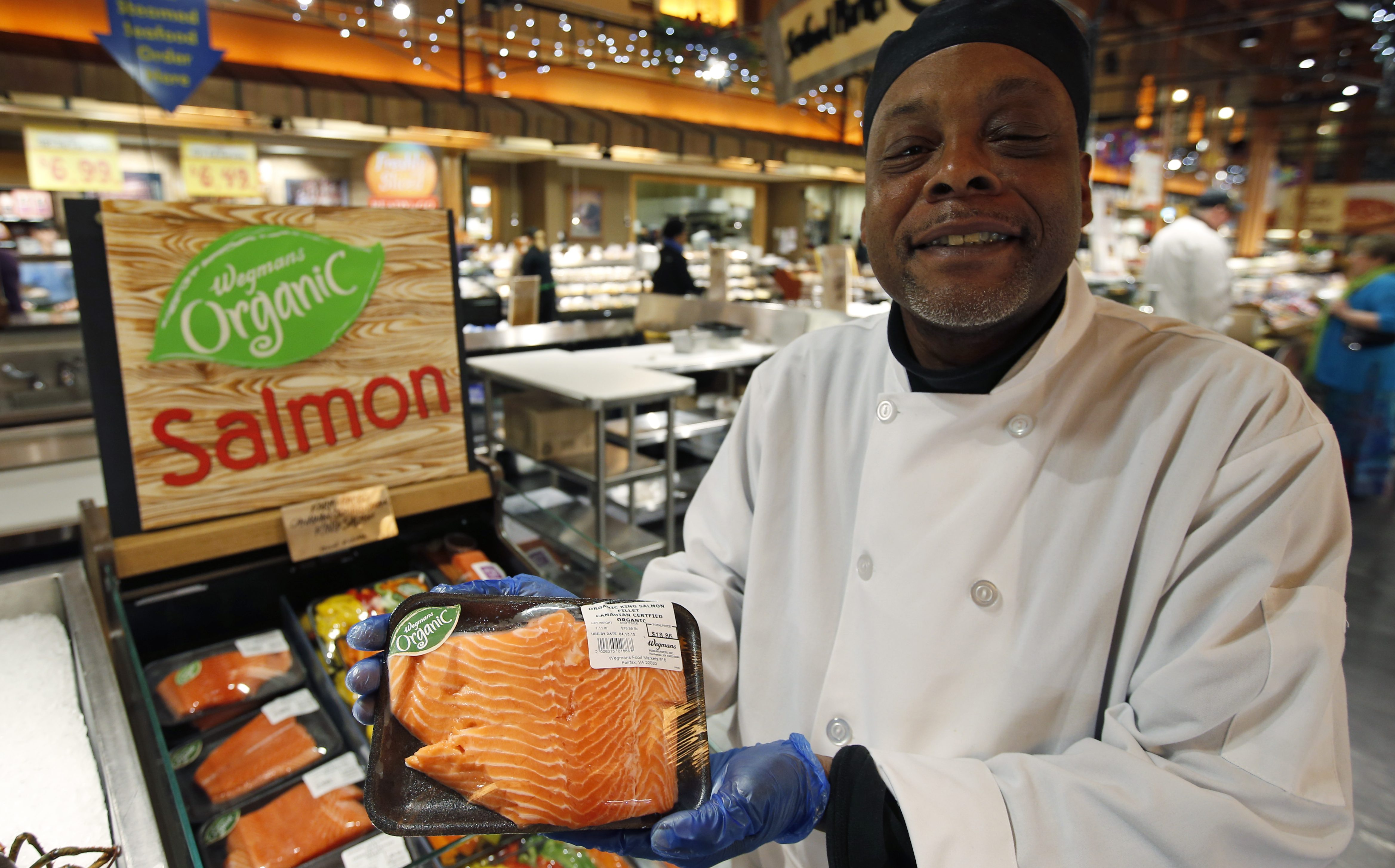Wegmans is rated one of the best places to work