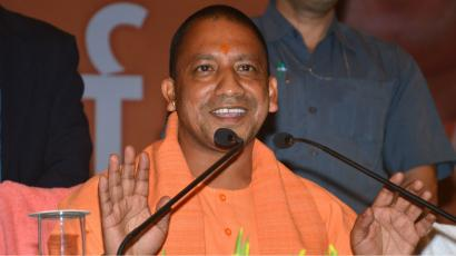 Yogi Adityanath-Uttar Pradesh-BJP