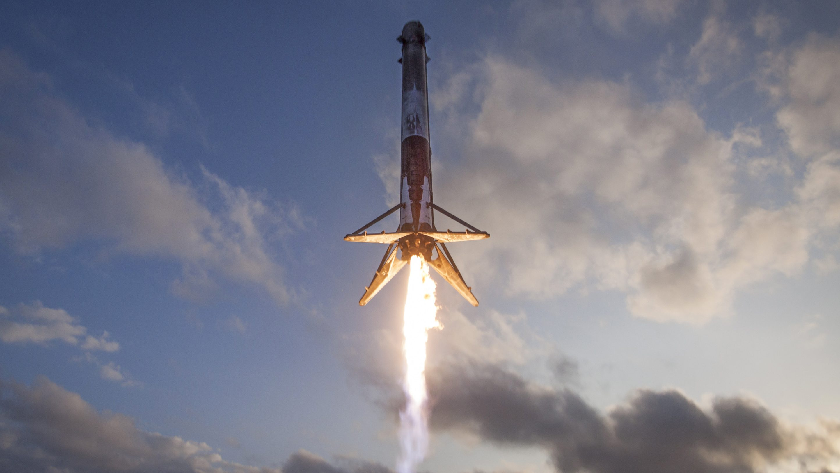 SES-10 Mission   Falcon 9 First Stage Landing