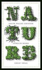 Ralph Waldo Emerson's Nature. Penguin Classics cover.