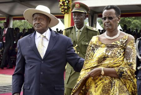 Uganda is moving to scrap presidential age limits.