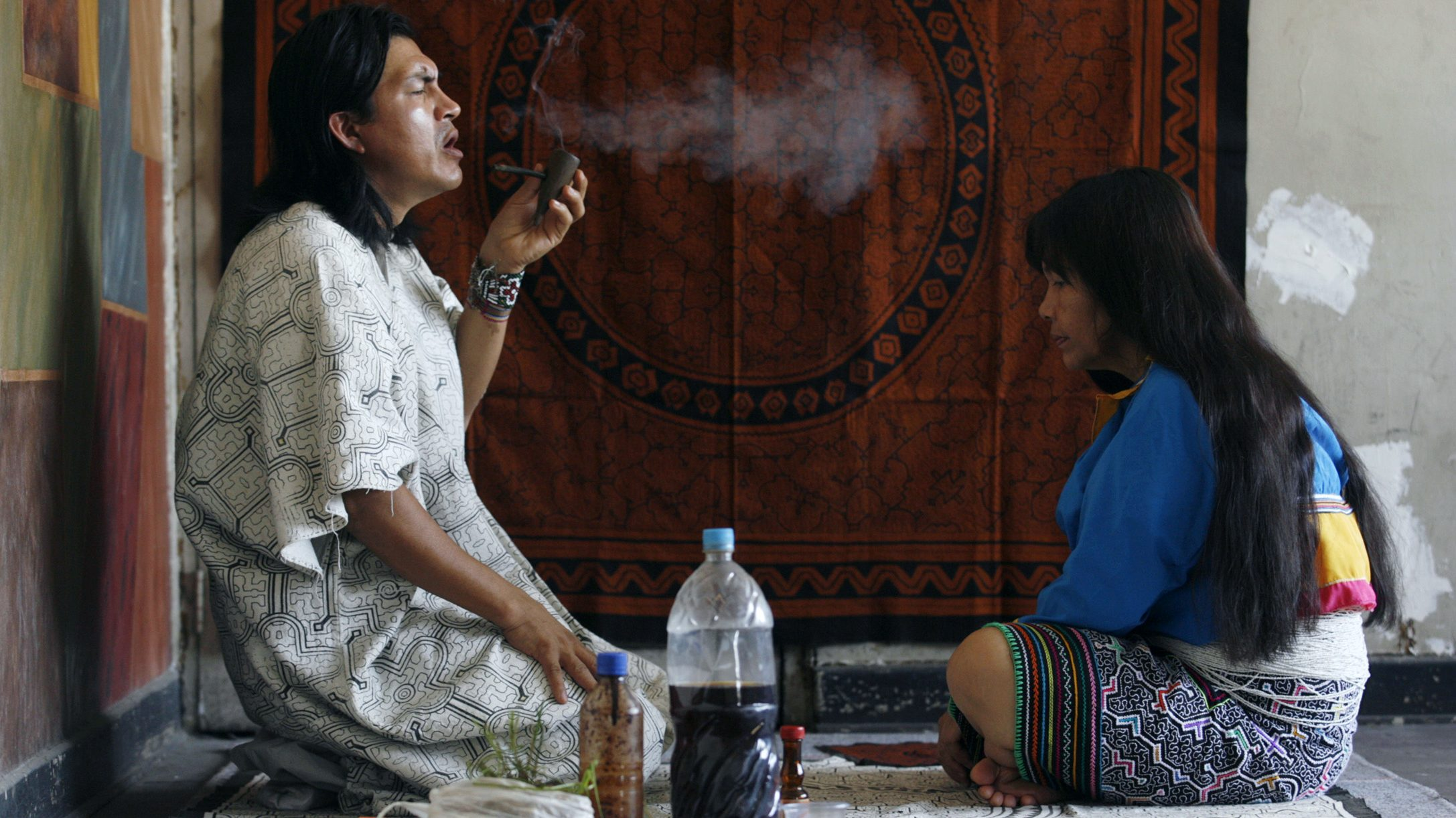 The ayahuasca ceremony is going under the scientific-method microscope
