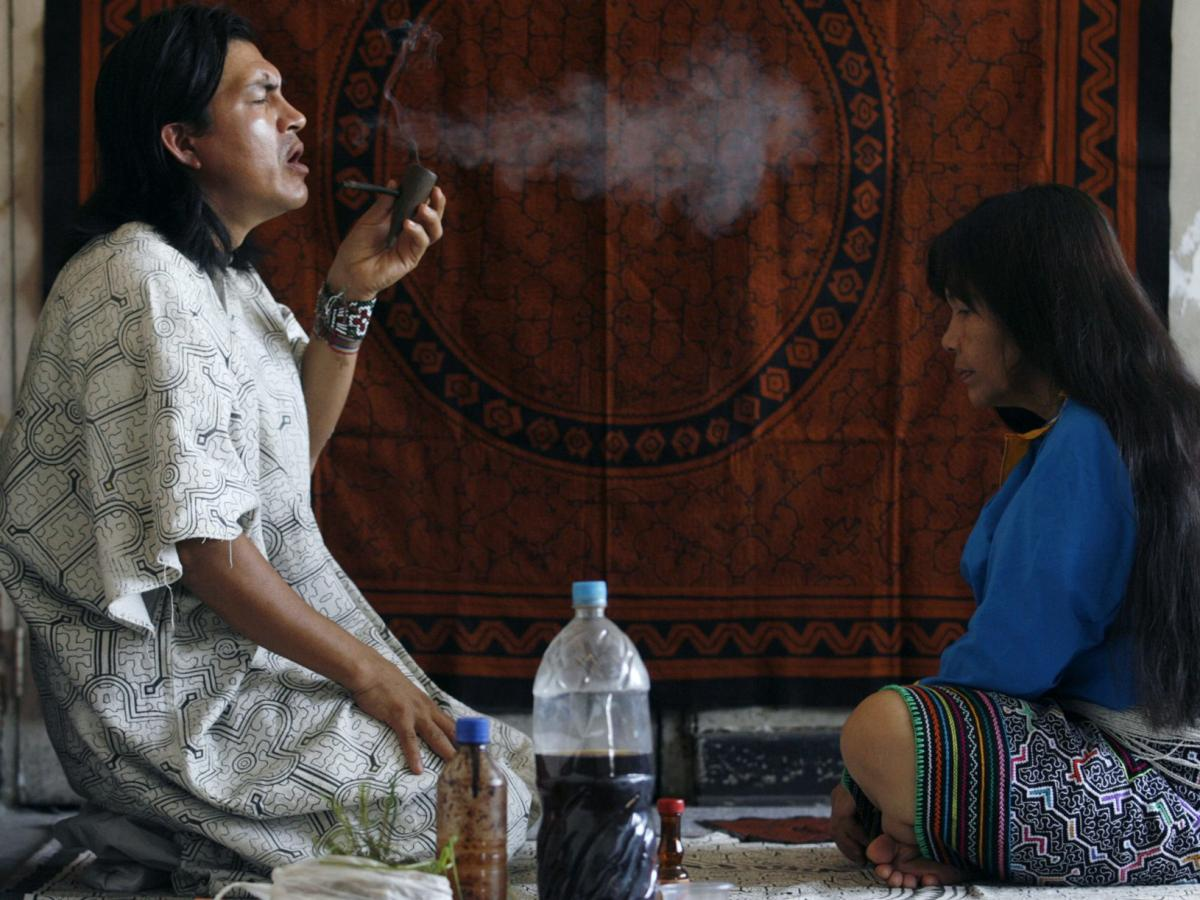 The first scientific studies of ayahuasca's health effects are now
