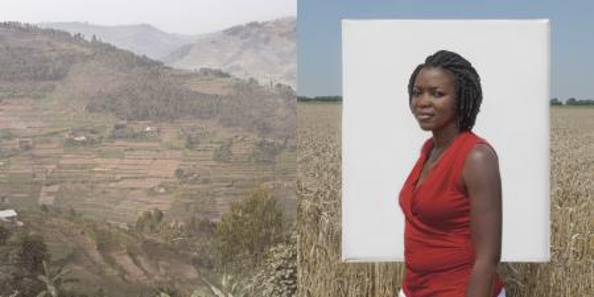 Photographer Miia Autio documents those who left Rwanda following the genocide.