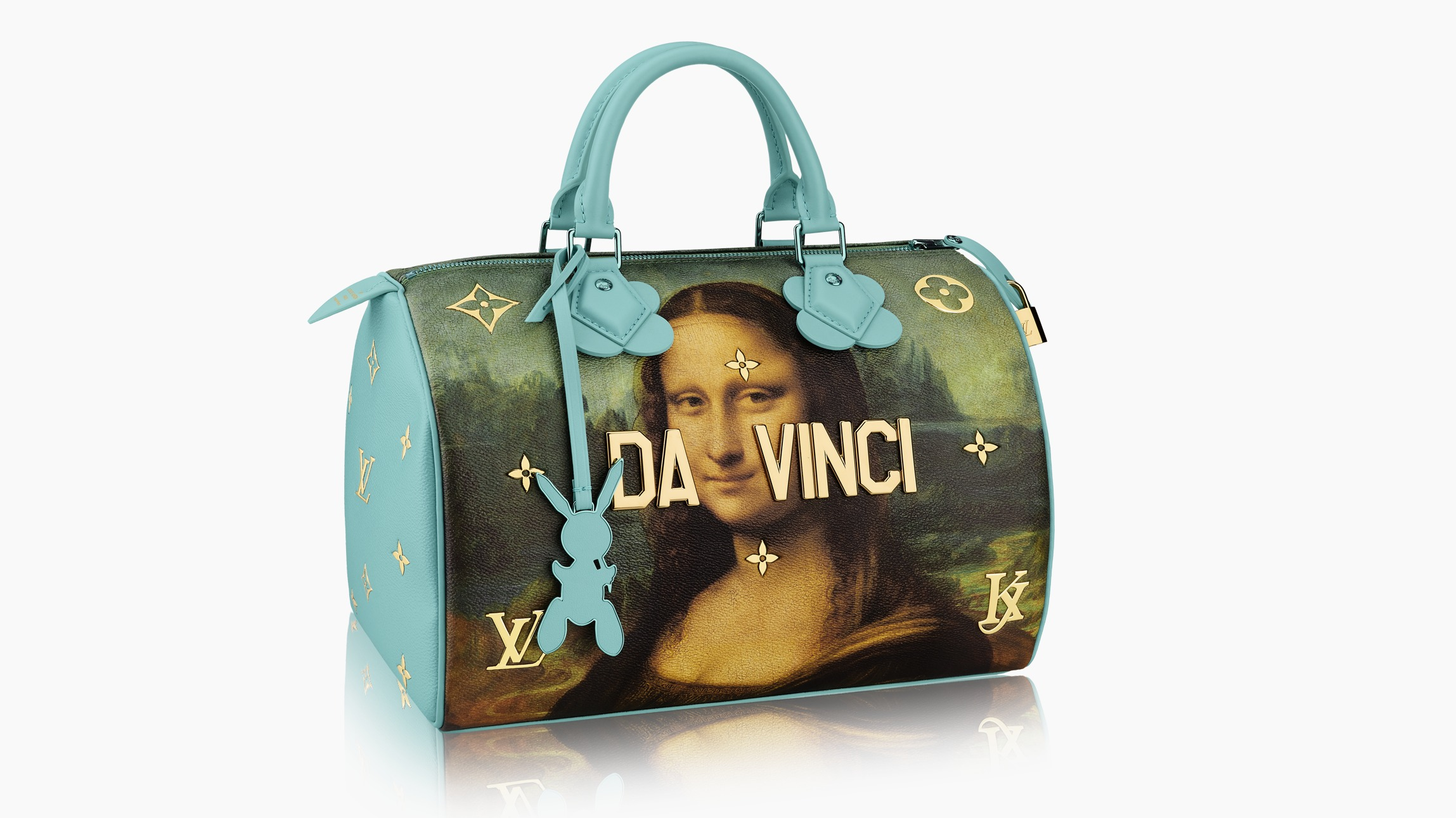 """70775d1d5d4b What it looks like when Louis Vuitton and Jeff Koons team up to make  classic art """"accessible"""""""