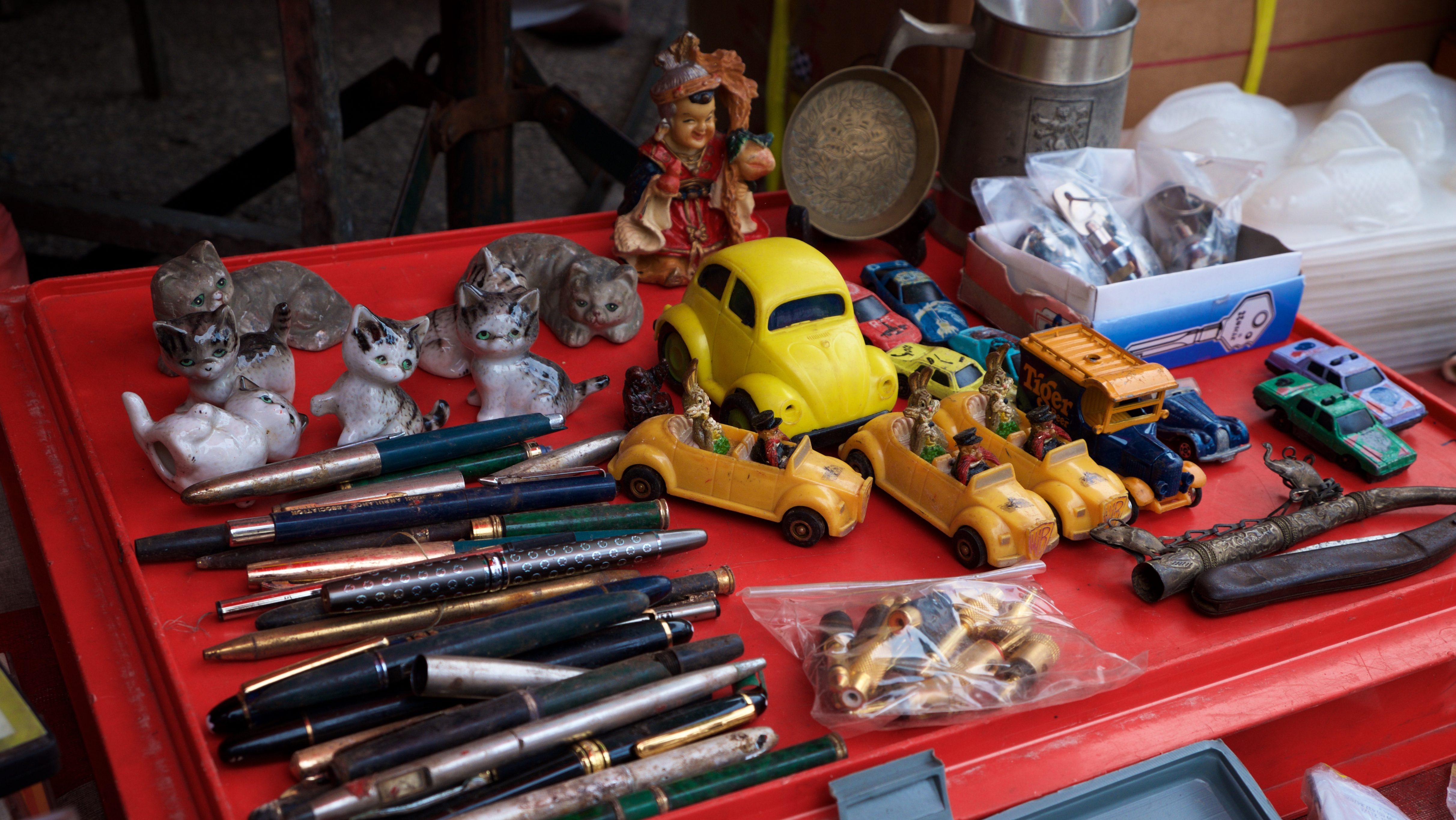 Koh Ah Koon's stall