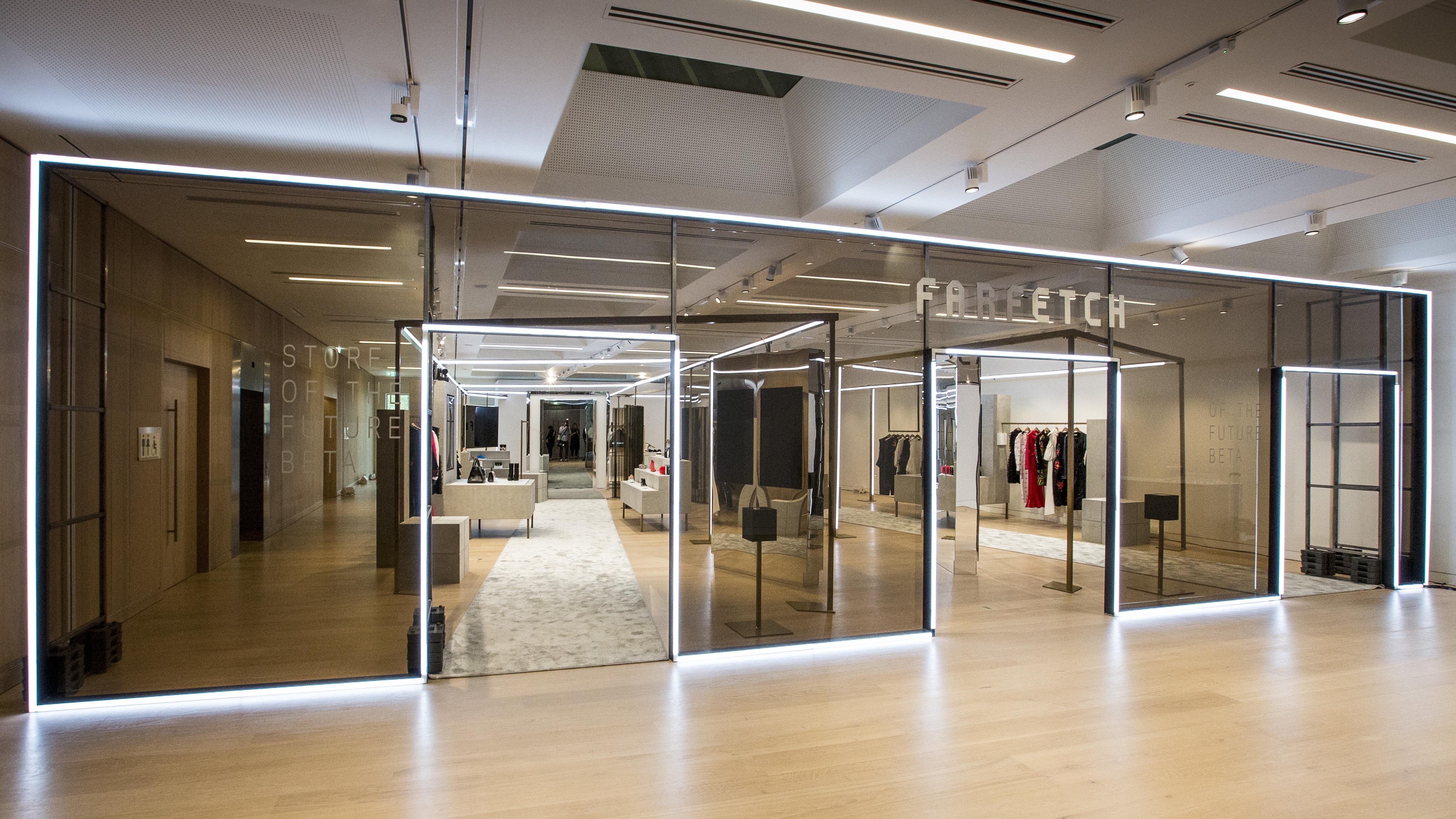 Farfetch's Store of the Future