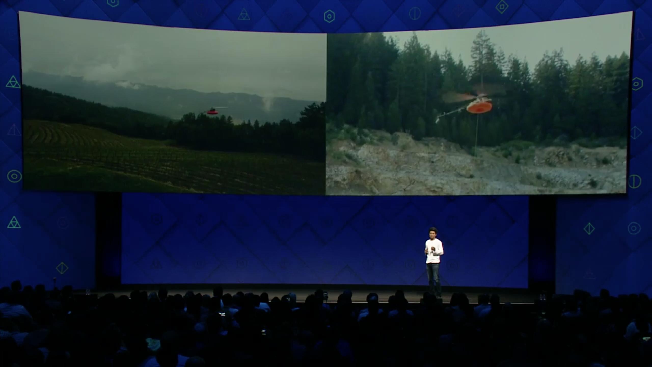 fb facebook f8 internet drone
