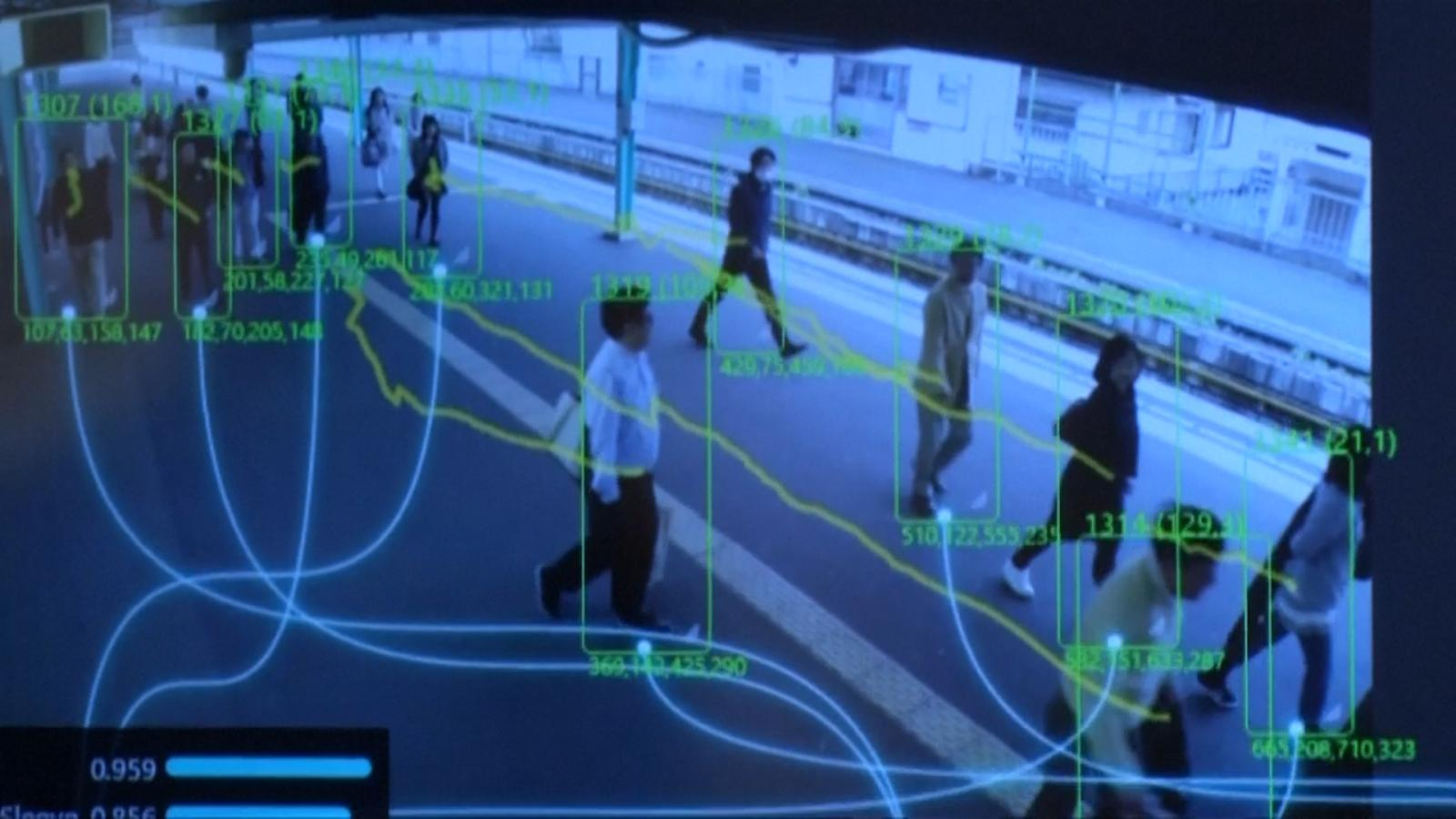 Hitachi built an AI security system for airports that can pick out every  little detail about you, and then follow you. — Quartz