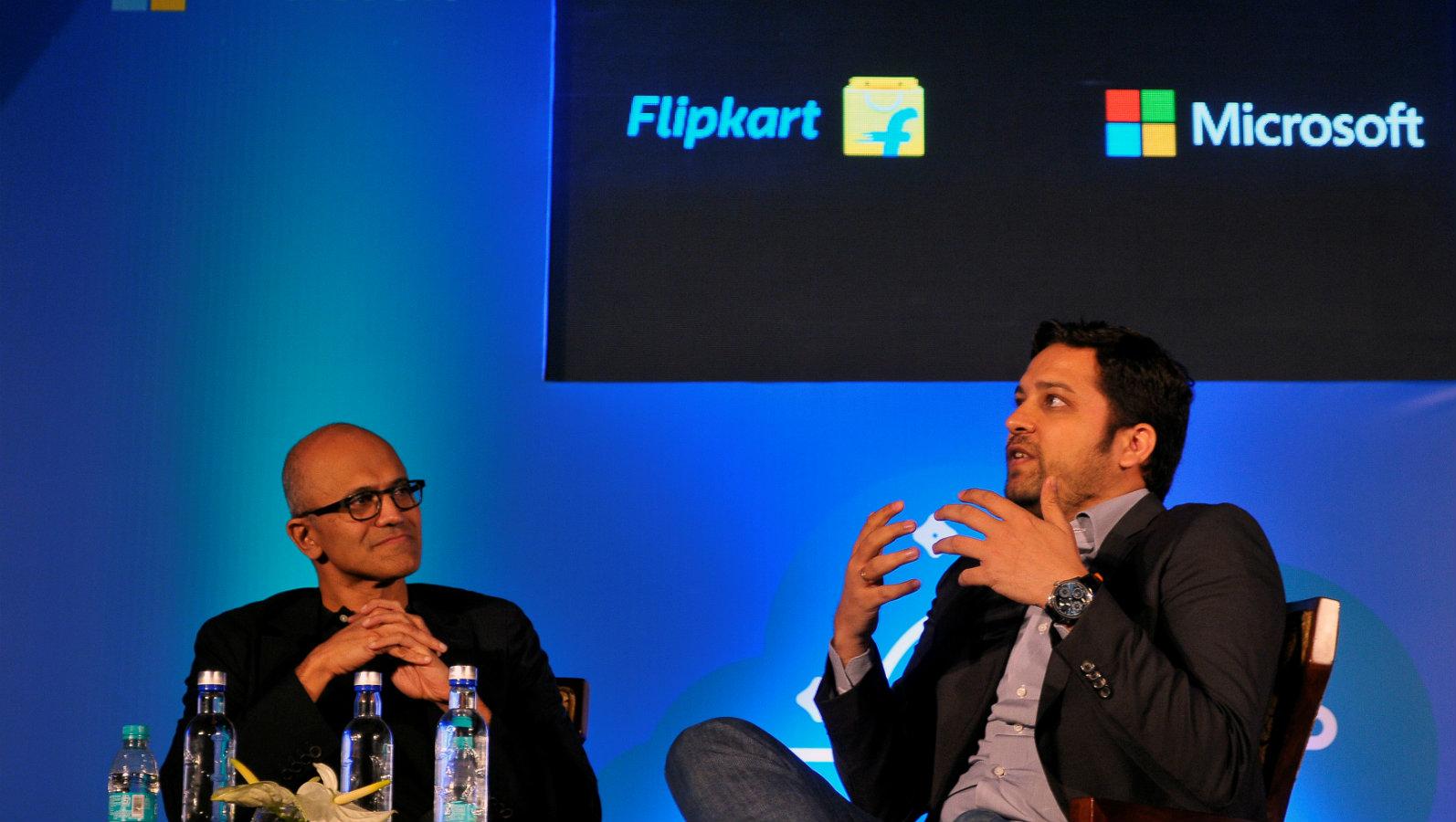 India-flipkart-funding