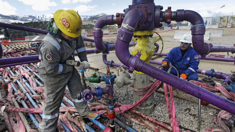 Gas Drilling Public Lands
