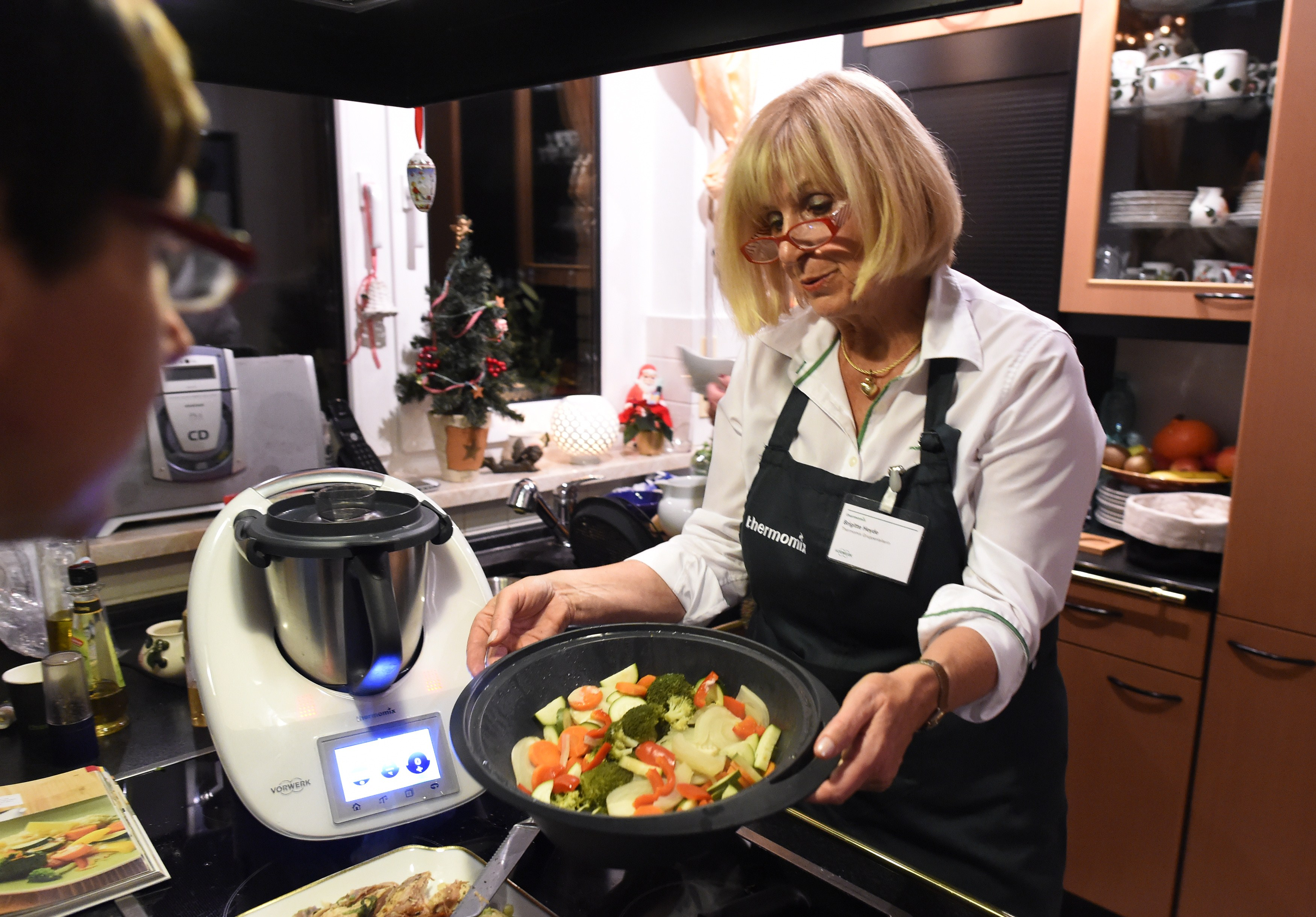 Thermomix, Vorwerk's $1,450 kitchen appliance, is coming to