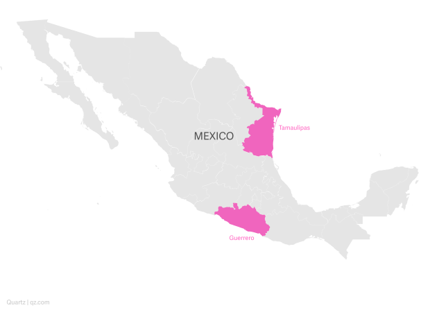 Using machine learning to find Mexico\'s missing people — Quartz