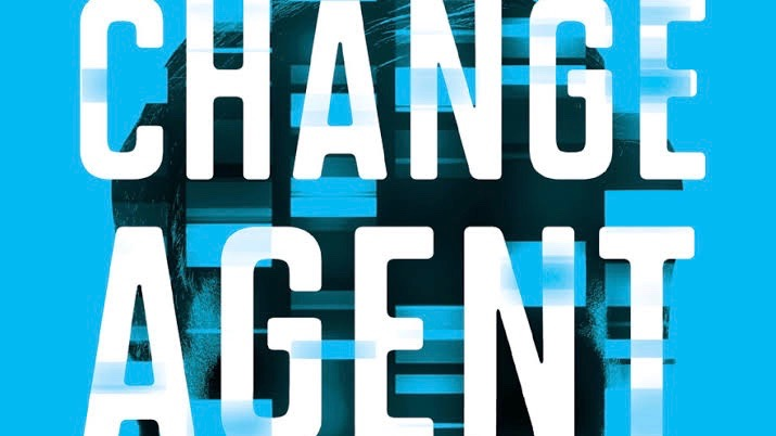 Change Agent cover.