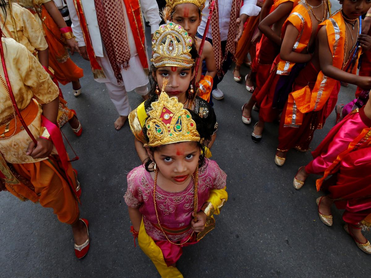 India is the fourth-worst country in the world for religious