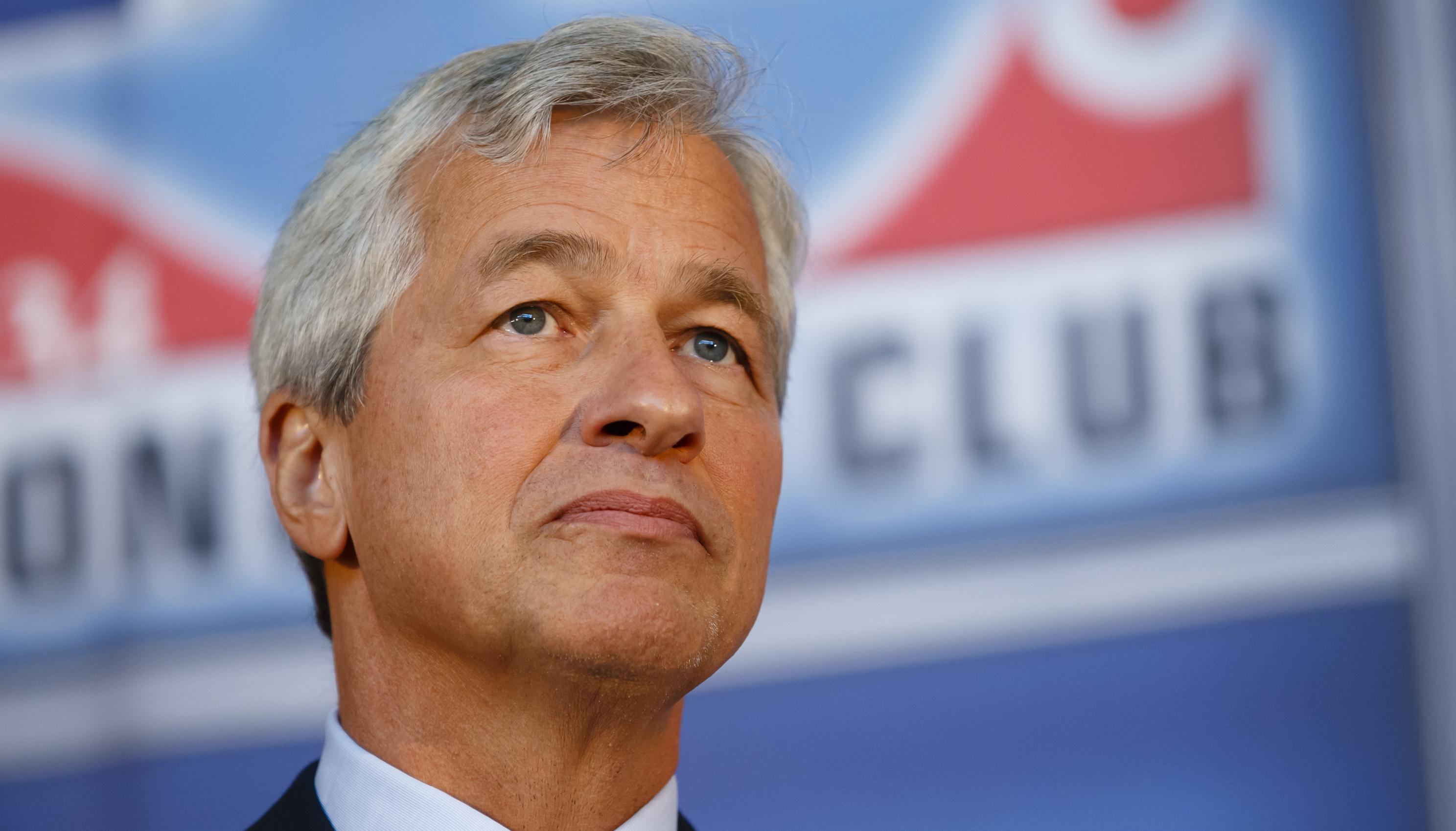 JPMorgan Chase's CEO Jamie Dimon admits to diversity