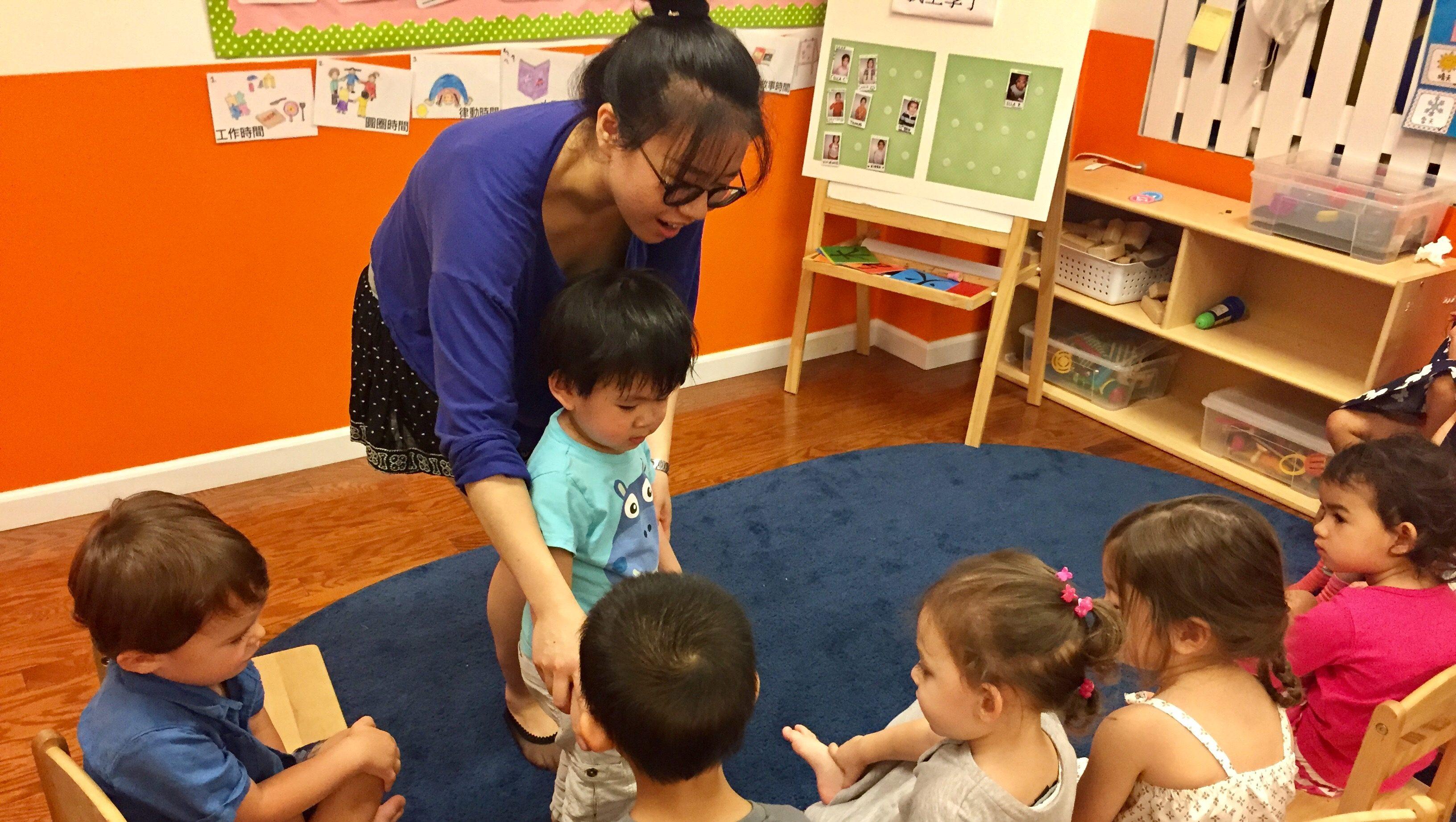 Jing Yongtai Ivanka Trump kids Mandarin tutor