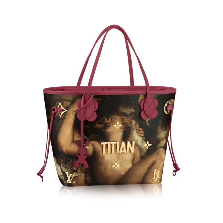 ee92560d7592 Louis Vuitton and Jeff Koons teamed up to make classic art ...