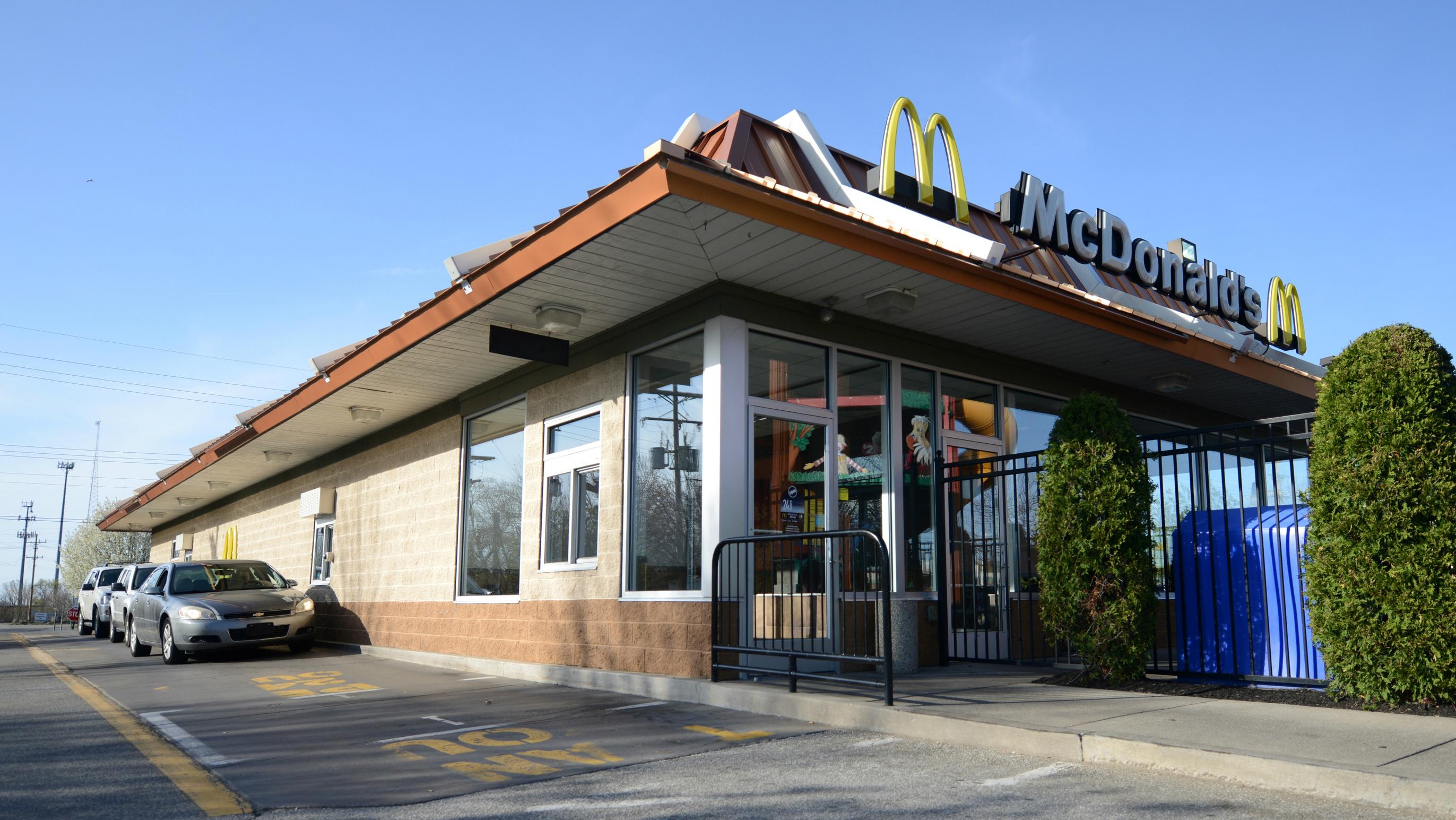 McDonald's (MCD) isn't really a fast food chain, it's a brilliant
