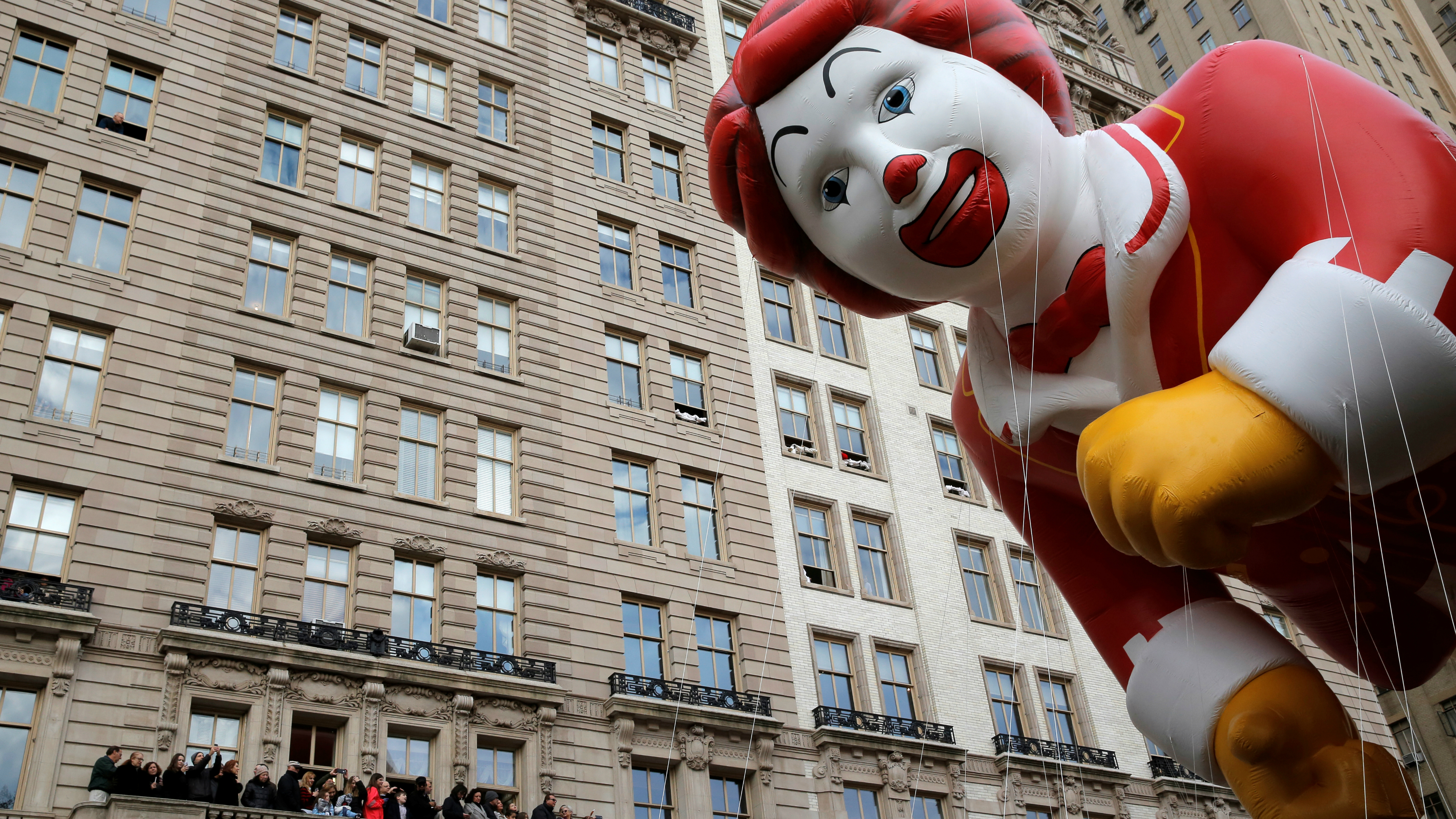 McDonald's faces the heat to change.