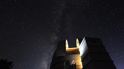 One Of The Darkest Places In The Us The Mcdonald Observatory In - Darkest-places-in-the-us-map