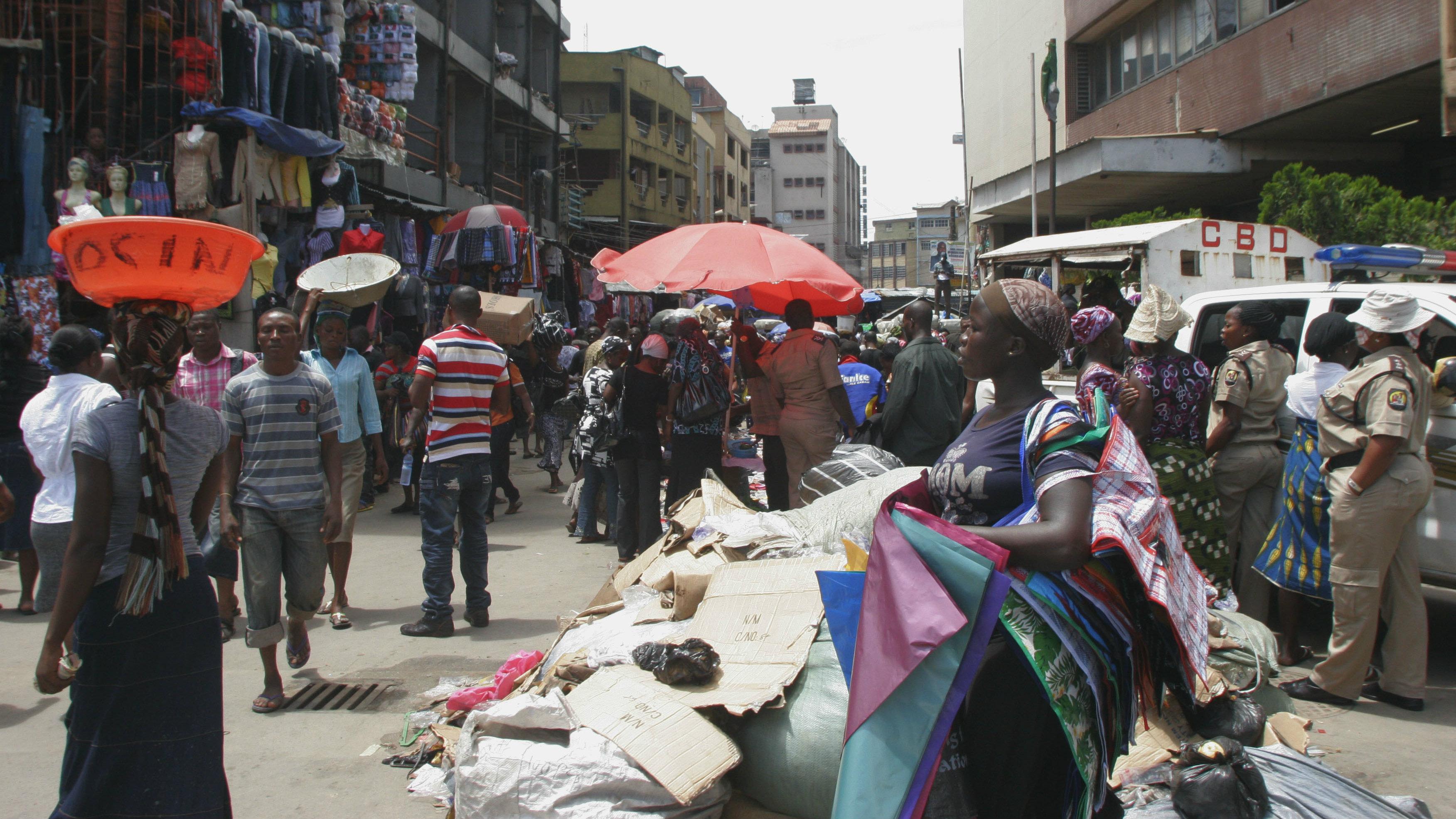 Nigeria's economy has best quarterly growth since recession - Quartz Africa