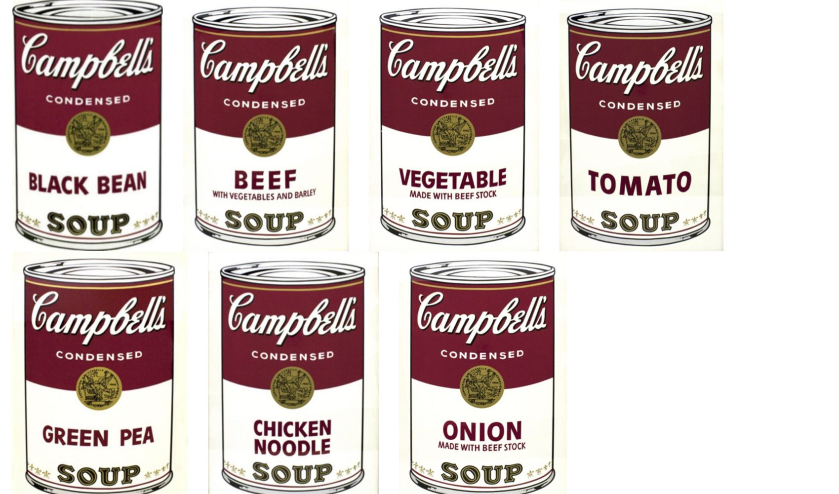 FBI accidentally pays pop-art homage to Andy Warhol\'s stolen soup ...