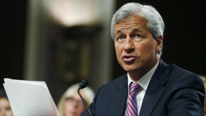 JP Morgan Chase and Company Chief Executive Officer Jamie Dimon