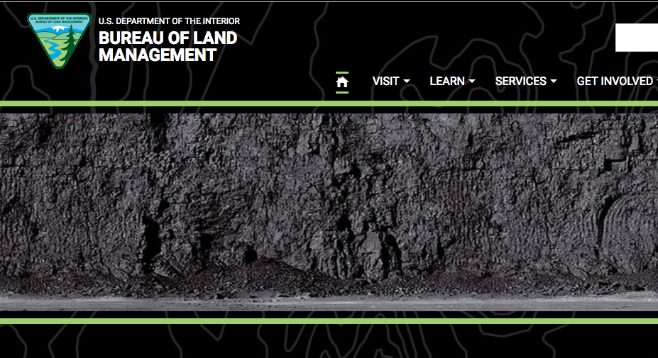 "Nothing says ""more coal mining"" like a giant coal seam."